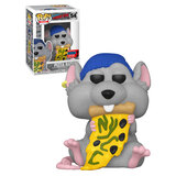 Funko POP! Icons #54 Pizza Rat - Funko 2020 New York Comic Con (NYCC) Limited Edition - New, Mint Condition