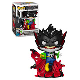 Funko POP! Marvel Venom #750 Venomized Doctor Strange (Energy Base - Glow-In-The-Dark) - New, Mint Condition