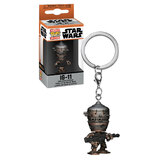 Funko Pocket POP! Star Wars #53048 Mandalorian - IG-11 Pop! Keychain  - New, Mint Condition