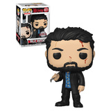 Funko POP! Television The Boys #977 Billy Butcher (Bloody) - New, Mint Condition