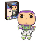 Funko POP! Pin Disney Pixar #03 Buzz Lightyear Pin Badge In Display Box - New, Mint Condition