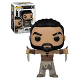 Funko POP! Game Of Thrones #56795 Khal Drogo With Daggers POP!  - New, Mint Condition