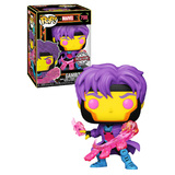 Funko POP! Marvel #798 X-Men - Gambit (Blacklight) POP!  - New, Mint Condition