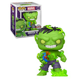 "Funko POP! Marvel #840 Hulk - Immortal Hulk 6"" Super-Sized POP!  - New, Mint Condition"