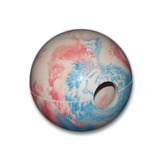Super Tough Rubber Ball Dog Toy - Small