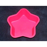 Cake Pan Medium Star - Silicone Bakeware