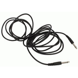5.6m Guitar Patch Lead Cable 1/4 Plastic