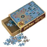 Harry Potter Quidditch World Cup Jigsaw Puzzle - Matchbox 150 Pieces by Half Moon Bay - New
