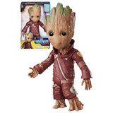 Hasbro Marvel Guardians Of The Galaxy Vol. 2 Groot (Ravager Outfit) 11.5-Inch Figure - Exclusive - New, Mint Condition