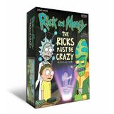 Rick And Morty 'The Ricks Must Be Crazy' Multiverse Game - New