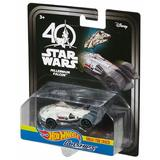 Hot Wheels Carships - Star Wars 40th Anniversary Millennium Falcon Vehicle
