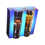 Wonder Woman Warrior For Peace Tumbler Set New In Package Licensed