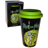 Rick And Morty Through Portal Keep Cup - Large - New In Package