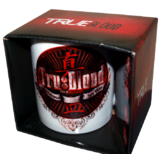 True Blood 'All Flavour No Bite' Coffee Mug - New In Package - Licensed