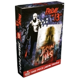 Friday the 13th - Jason Lives 1000 Piece Jigsaw Puzzle - New, Mint Condition