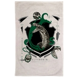 Harry Potter - Slytherin Tea Towel - New, With Tags