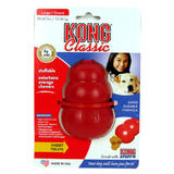 Kong Classic Dog Chew Toy - Large Red