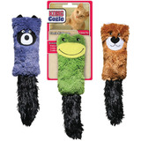 KONG Cozie - Cozie Kickeroo - Plush Catnip Toys For Cats & Kittens - Various Characters