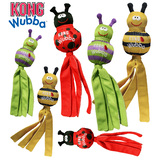 KONG Wubba Bug Toy For Dogs & Puppies - Two Sizes & Three Styles