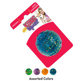 Kong Squeezz Confetti Ball - Medium - Chew/Squeak Toy For Dogs - Assorted Colours