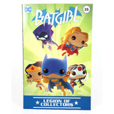 Legion Of Collectors DC Comic Book Batgirl  (Women of DC Box) Mint Condition