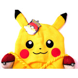BIOWORLD Pokemon Pikachu Laplander Fleece Beanie Cap Hat - New