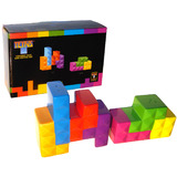 Tetris Ceramic Salt And Pepper Set - Collectors Shakers - Loot Crate Exclusive - New, Mint Condition