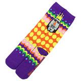 Katamari Damacy Crew Socks - Loot Crate Exclusive - New - Mens Size 6-12