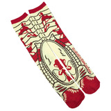 Alien Chestburster Crew Socks - Loot Crate Exclusive - New - Mens Size 6-12