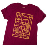 Dungeons And Dragons T-Shirt - Loot Crate Exclusive - New With Printed Tags
