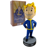 Fallout Collectible Bobblehead- Vault Boy - Loot Crate Exclusive - New, Mint Condition