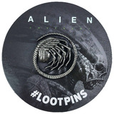 Alien Covenant Facehugger Enamel Pin/Brooch By Loot Crate - Licensed - New, Mint Condition