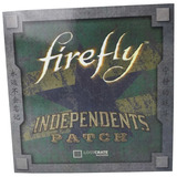Firefly Independents Patch - Exclusive By Loot Crate - New, Mint Condition