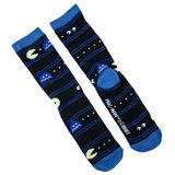Pac-Man Crew Socks - Loot Crate Exclusive - New - Mens Size 6-12