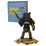 Fallout Collectible Figure - Brotherhood Of Steel Power Armor - Loot Crate Exclusive - New, Mint Condition