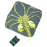 Alien Facehugger Wash Cloth by Loot Crate - New, With Tags