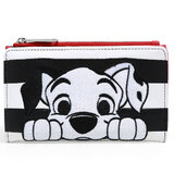 Disney 101 Dalmatians Bi-Fold Snap Wallet by Loungefly - USA Import - New, Mint Condition