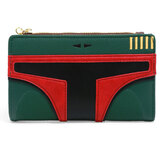 Star Wars Boba Fett Cosplay Wallet by Loungefly - New, Mint Condition