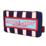 Stranger Things - Scoops Ahoy Pouch by Loungefly - New, With Tags