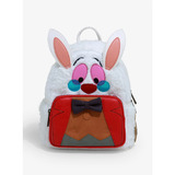 Disney Alice In Wonderland Food Icons Mini Backpack by Loungefly - New, With Tags