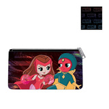 Marvel WandaVision Wanda & Vision Chibi Wallet by Loungefly - New, With Tags