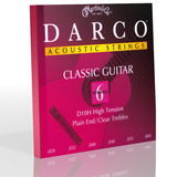 Martin Darco Classical Nylon Strings Plain Ends