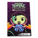 Marvel Collector Corps Doctor Strange Comic #1 (Variant Edition) Mint Condition