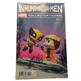 Marvel Collector Corps Inhumans vs X-Men #1 Comic Book (Variant Edition) Mint Condition