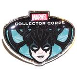 Funko Marvel Collector Corps Thor Ragnarok Hela Exclusive Pin - New, Mint