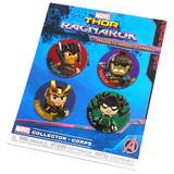 Funko Marvel Collector Corps Thor Ragnarok Exclusive Magnet Set (4) - New, Mint