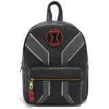 Marvel Black Widow Suit Tech Mini Backpack - New, Mint Condition
