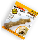 Petstages Dogwood Stick by Outward Hound - Durable Chew Toy - Small