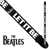 Perri's Guitar Strap Polyester - Beatles Let It Be - Licensed Item
