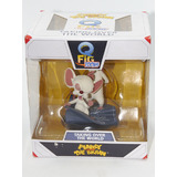 QMx QFig Toons - Pinky And The Brain - Taking Over The World - Exclusive Import - New Box Damaged